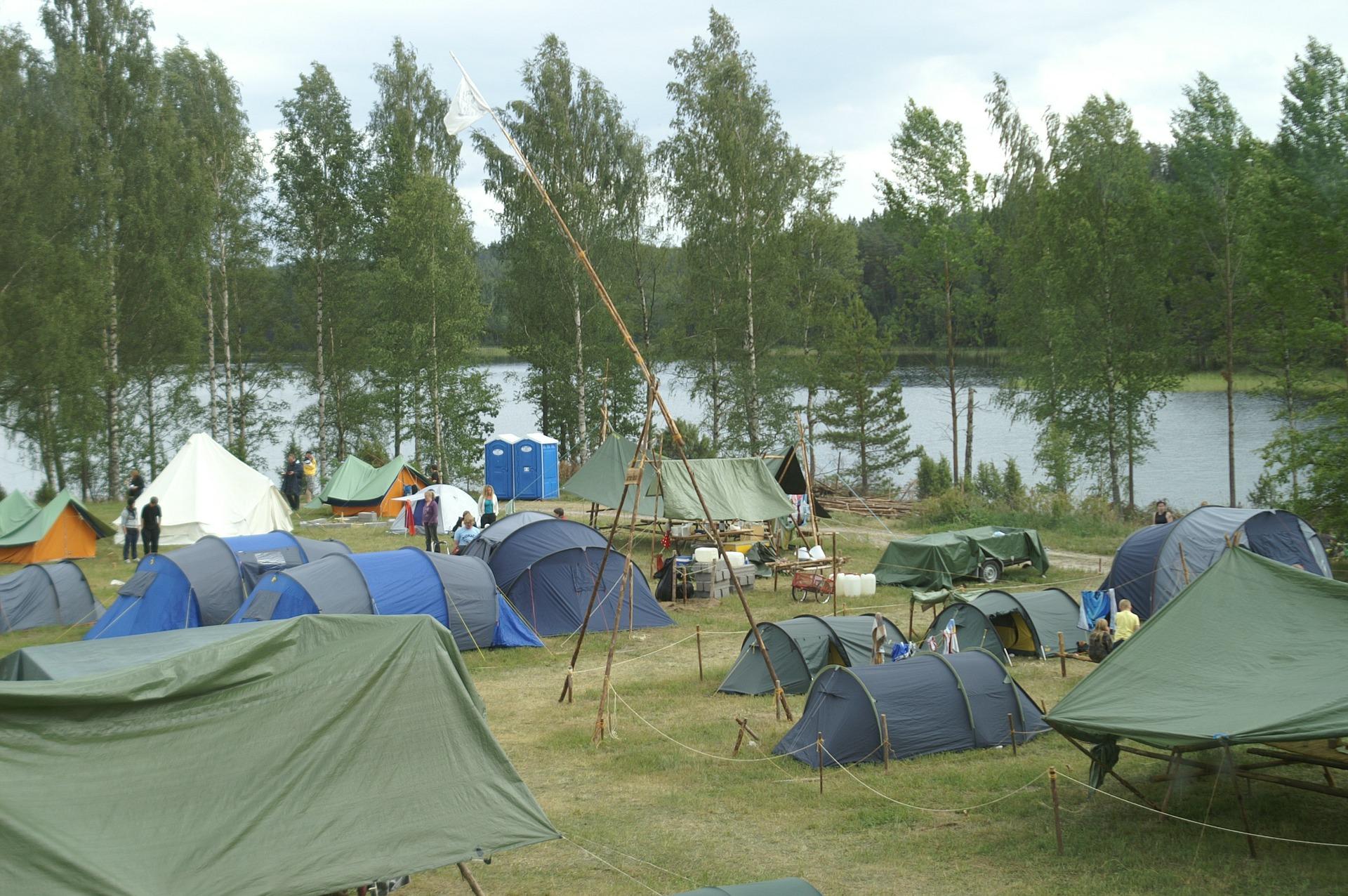 場 関東 キャンプ
