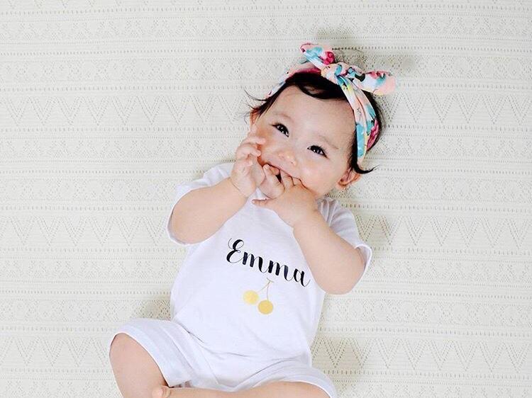 インスタグラムで大人気 かわいい 赤ちゃんの笑顔 特集 Comolib